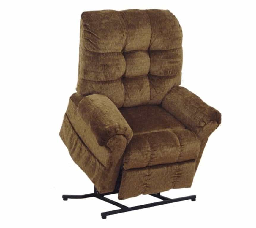 Omni Power Lift Full Lay Out Recliner Davis Appliance
