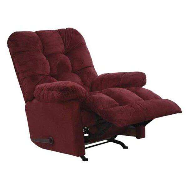 burgundy lift chair