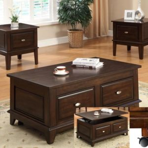 Harmon Occasional Set by Crown Mark