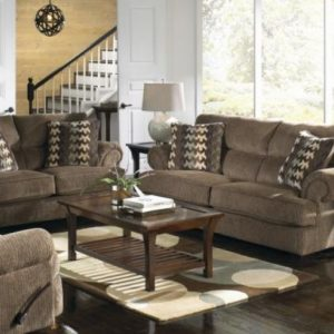 microfiber living room set