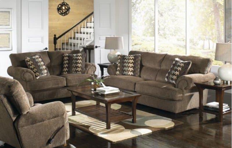 microfiber living room set