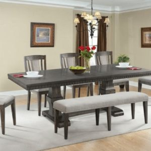 steele 9pc dining set