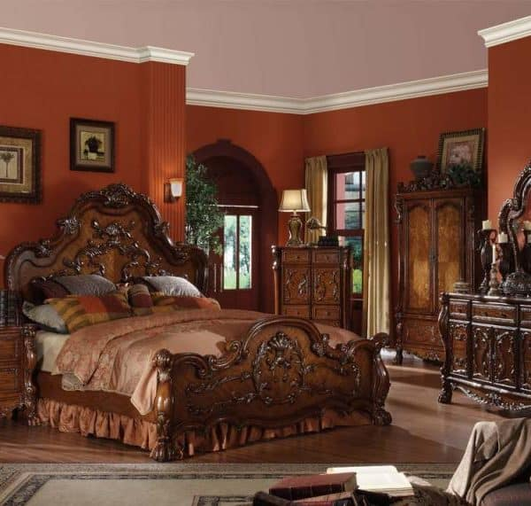 dresden bedroom set