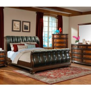 Palmer Sleigh Bedroom Set