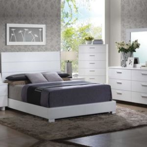 Lorimar Platform Bed Set