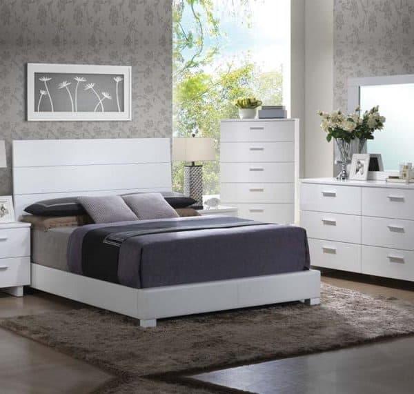 Lorimar Platform Bed Set