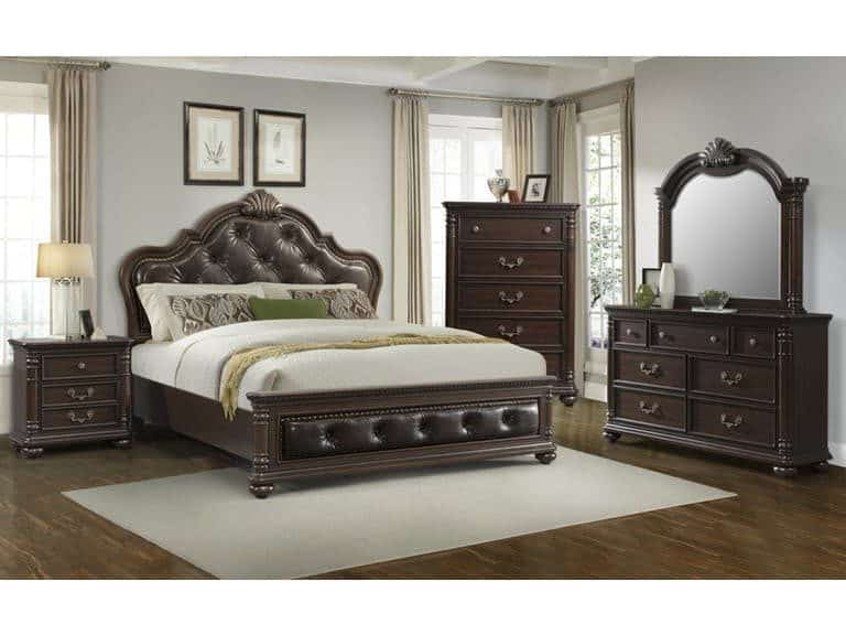 Classic bedroom set davis appliance and furniture Davis home furniture asheville hours