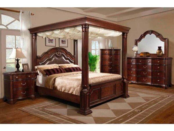 tabasco canopy bedroom