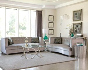 caldwell sofa and loveseat set
