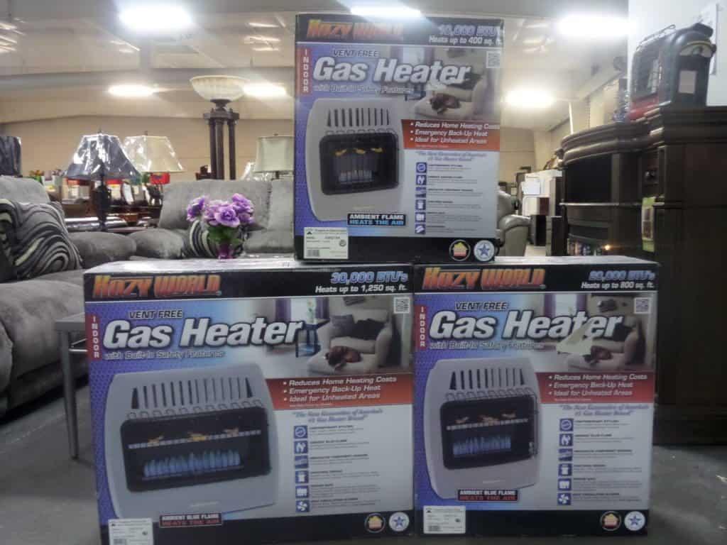 kozy world gas heater