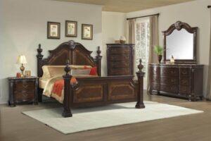 southern belle bedroom set