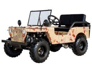 mini off road jeep