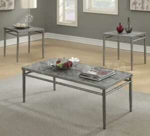 Myron Occasional Table Set