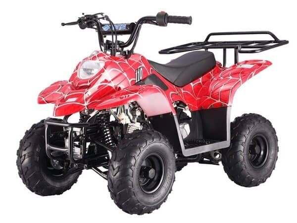 Boulder Kids Gas 110cc Sport ATV