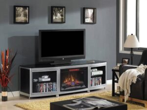 gotham electric fireplace