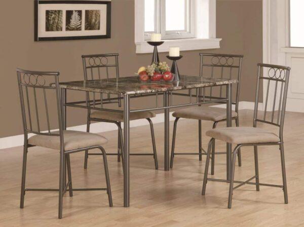 dinette 5pc table set