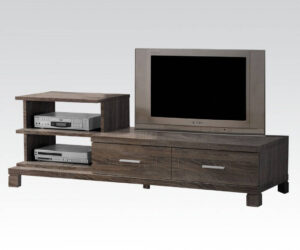 Hiddi Rustic Oak TV Stand