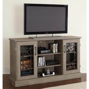 Gran Oak Entertainment Console