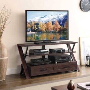 3 in 1 Bayside Flat Panel TV Console