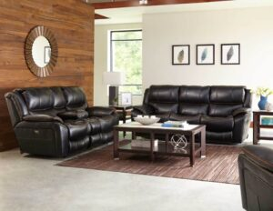 Beckett Reclining Sofa Set