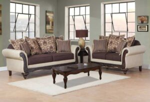 Vaquero Stone Sofa Set