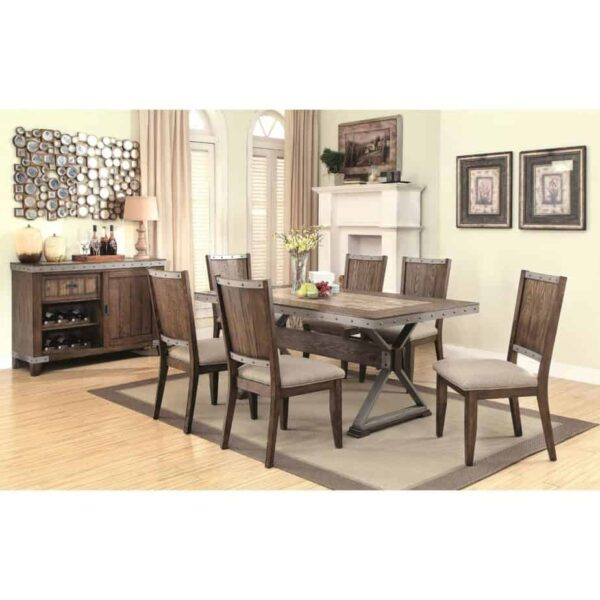 Beckett Casual Dining Room Set