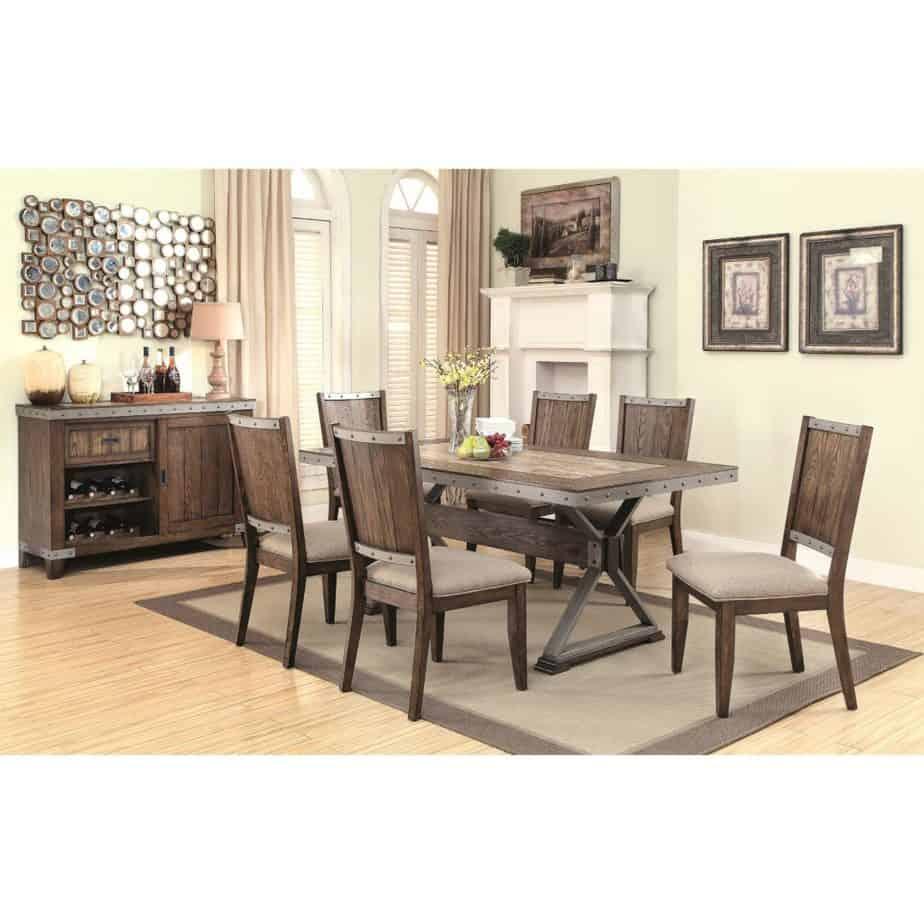 Beckett Casual Dining Room Set
