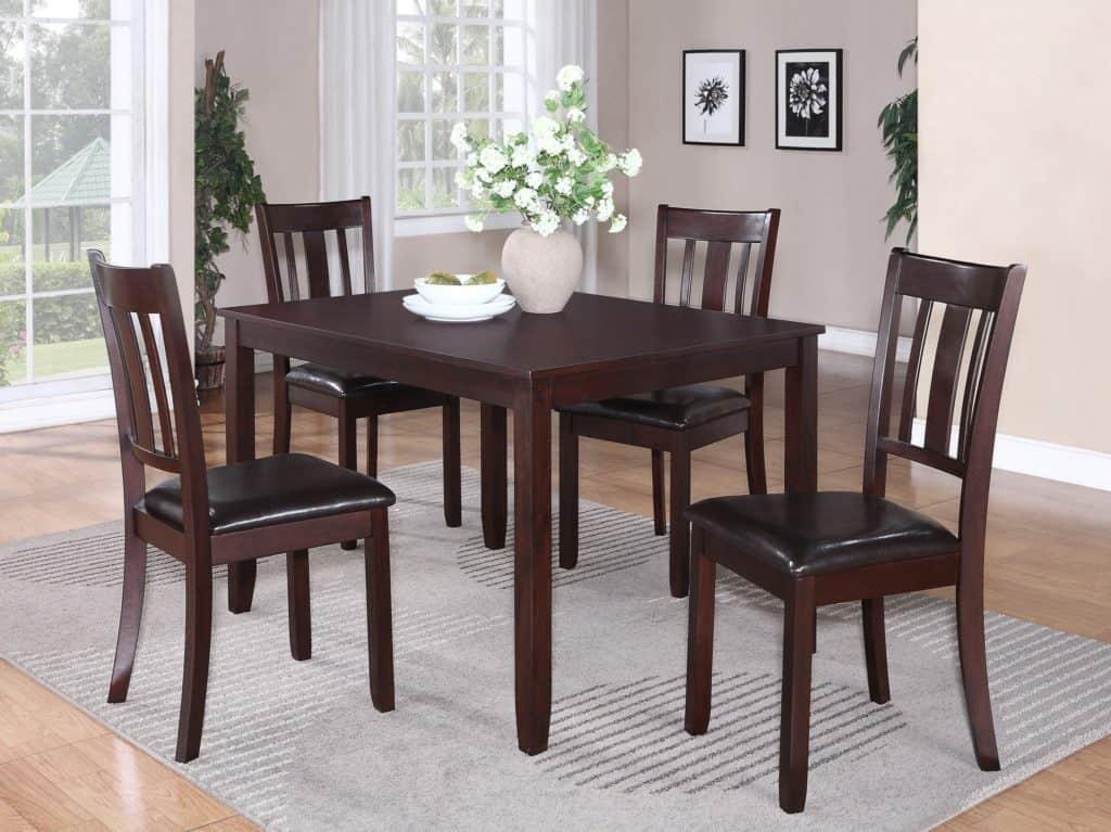 colton dining set