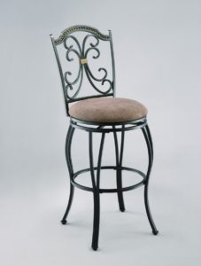 Lauren Swivel Bar stool