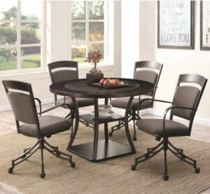 Ferdinand Round Table & Chair Set