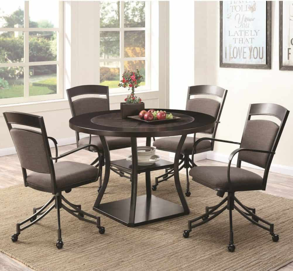 Ferdinand Round Table & Chair Set