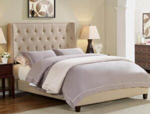 Mayes Upholstered Bed