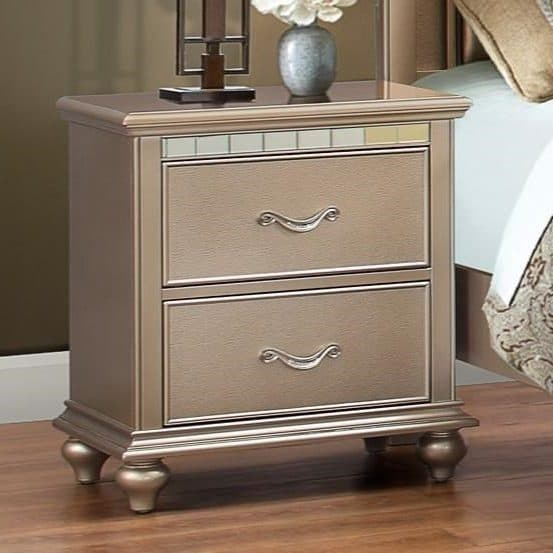 hollywood nightstand