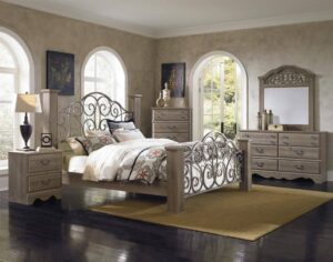 timber creek bedroom set