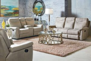 Boardwalk Reclining Sofa Set