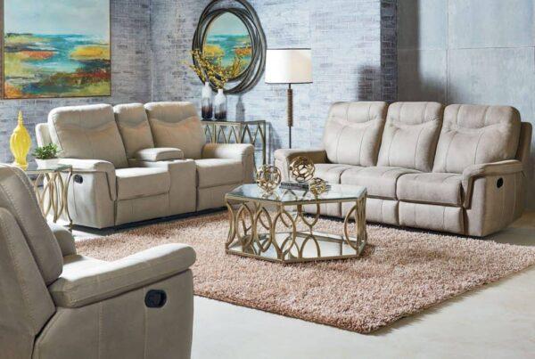Boardwalk Reclining Sofa Set