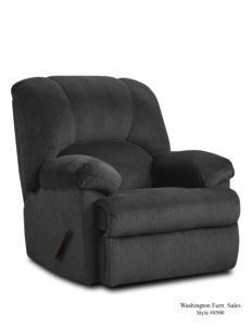 Washington Furniture 8500 Recliner slate