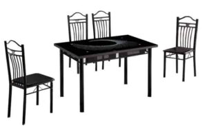 Master Furniture 1700 Dining Set