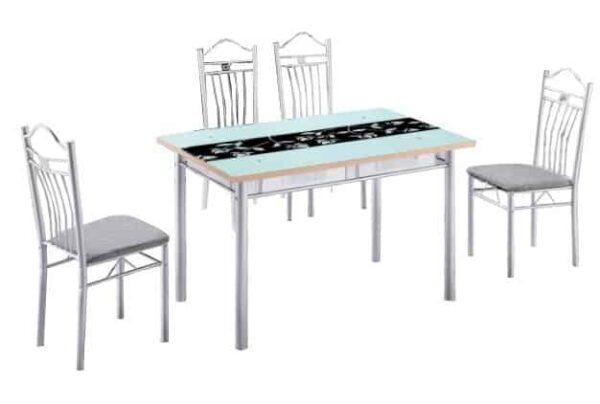 Master Furniture 1800 Dining Set