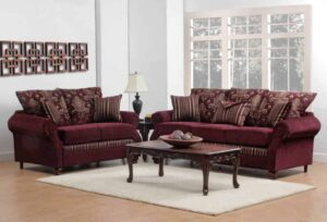 classic 1250 formal causal sofa set