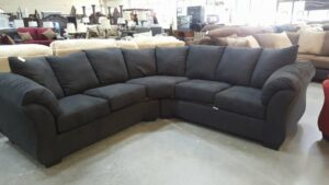 L&A Wedge Sectional