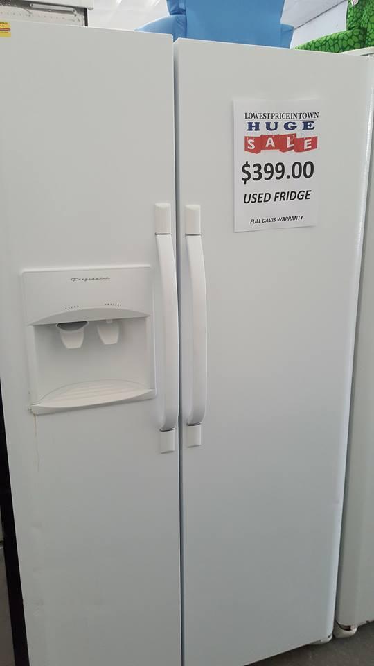 sxs fridge