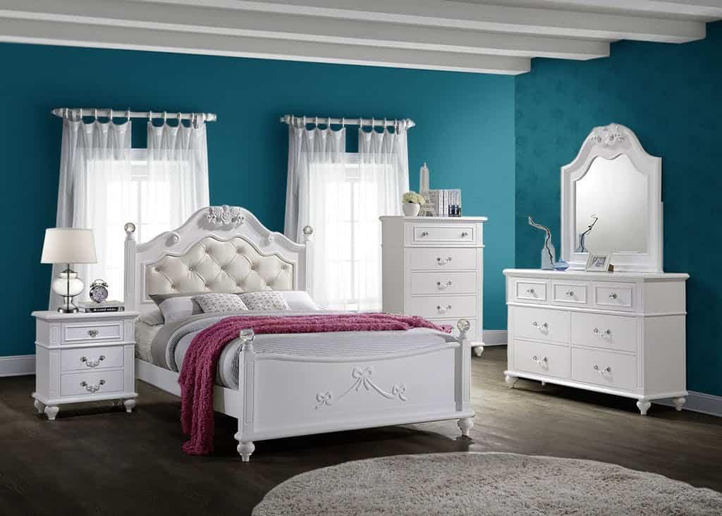 alana full bedroom setelements | davis appliance and