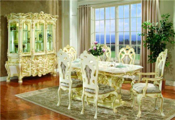 polrey dining set