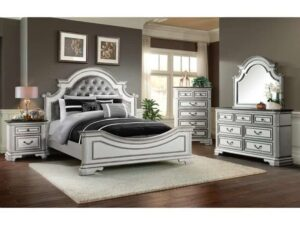 LEIGHTON MANOR BEDROOM SET rustic