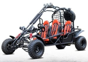 jaguar 200cc gokart off road 4 seat