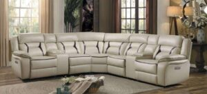 amite power reclining sectional