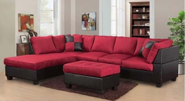 Master Furniture 2327 Sectional