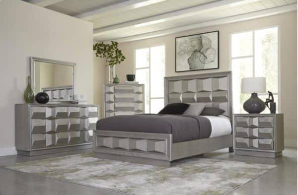 matrix bedroom set