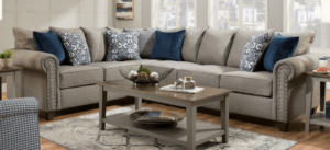 emma slate sectional